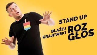 Download BŁAŻEJ KRAJEWSKI STAND-UP ″ROZGŁOS″ Video