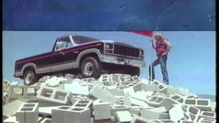 Download 8 Awesome Old Ford Pick-Up Commercials Video