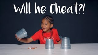 Download WILL THEY CHEAT?! - HIDDEN CAMERA GAMES - PART 1 Video