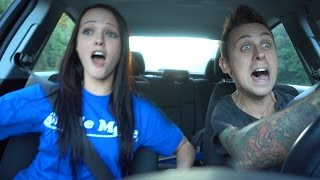 Download CAR ACCIDENT CAUGHT ON CAMERA!! Video