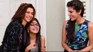 Download Deepika Padukone's Tips To Look Glamorous Exclusively On Get The Look Video