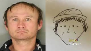 Download News Anchor Laughs At Worst Police Sketch Fail (News Blooper) Video