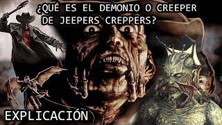 Download ¿Qué es el Demonio o Creeper de Jeepers Creepers? EXPLICACIÓN Video