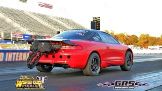 Download Boostin Performance / Devin Schultz - 7.56 @ 201 MPH!! @ WCF MIR Video