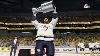 Download NHL 18 BRAND NEW STANLEY CUP CELEBRATION!! Video