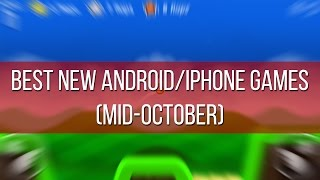 Download Best new Android and iPhone games (mid-October) Video