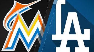 Download Maybin's RBI double lifts Marlins to 3-2 win: 4/24/18 Video