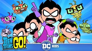 Download Teen Titans Go! | Robins VS. Silkies | DC Kids Video