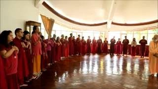 Download A RARE VIDEO : A bridge to the beyond - Prayer Meditation at Tapoban Video