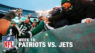 Download Jets Game-Winning Overtime Touchdown Drive | Patriots vs. Jets | NFL Video