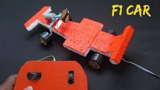 Download How to make an F1 Car at Home Easily with Remote Control Video