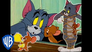 Download Tom & Jerry | Frenemies! | Classic Cartoon Compilation | WB Kids Video