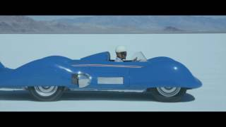 Download Renault Classic: The famous Renault Etoile Filante, 1956 speed record driven by Nicolas Prost Video