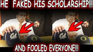 Download What Happened to the Kid who FAKED A SCHOLARSHIP TO CAL? (And How He Fooled Everyone!) Video