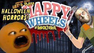 Download Annoying Orange Plays - HAPPY WHEELS: Halloween Horrors! #Shocktober Video