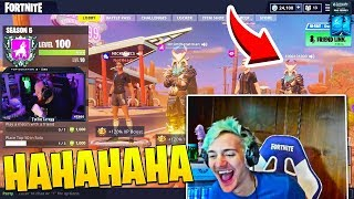 Download Ninja Almost Cries of Laughter Watching ″Smartest 9 Year old in Fortnite″ Video