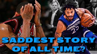 Download The SADDEST STORY IN NBA HISTORY: Derrick Rose Video