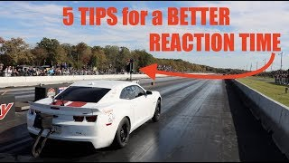 Download 5 Tips for Better REACTION TIMES at the Drag Strip! Video