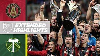 Download MLS Cup 2018: Atlanta United vs. Portland Timbers | December 8, 2018 Video