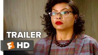 Download Hidden Figures Official Trailer 1 (2017) - Taraji P. Henson Movie Video