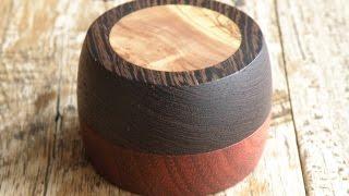 Download Woodturning - Ring box Video