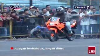 Download Kontroversi 16 Mei 2016 Trans 7 - Putaran Judi Balap Jalanan Video