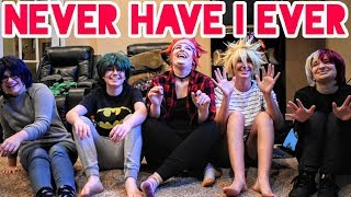 Download BNHA Never Have I Ever Video
