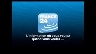 Download Application iphone France 24 Video