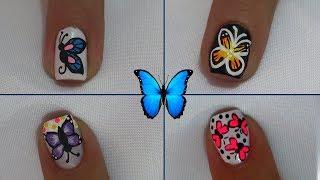 Download Decoraciones De Uñas Con Mariposas *Fáciles de Hacer* Video