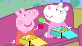 Download Peppa Pig Full Episodes | School Bus Trip | Cartoons for Children Video