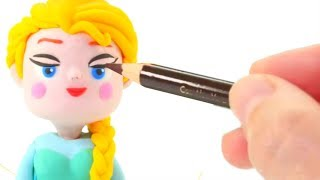 Download FROZEN ELSA NEW MAKE UP ❤ Superhero Babies, Hulk & Frozen Play Doh Cartoons For Kids Video
