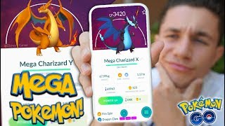 Download MEGA EVOLUTIONS IN POKÉMON GO? Could This be the Next HUGE UPDATE? Video
