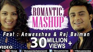 Download Romantic Mashup - HD Full Video | Feat. Raj Barman & Anwesshaa | Romantic Bollywood Songs Medley Video