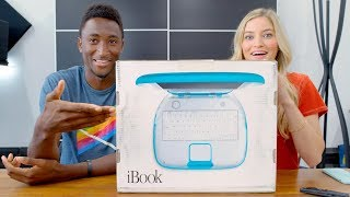 Download Unboxing a SEALED iBook G3 with MKBHD! Video