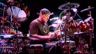 Download Neil Peart - (Drum Solo) on Letterman 6-9-2011 Video