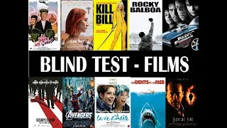 Download Blind Test Film - 50 extraits - #2 Video