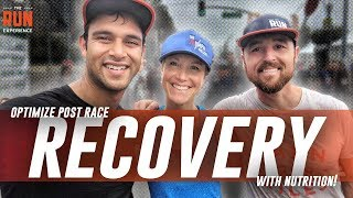 Download How To Optimize Post Race Recovery Video