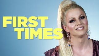 Download Courtney Act Tells Us About Her First Times Video