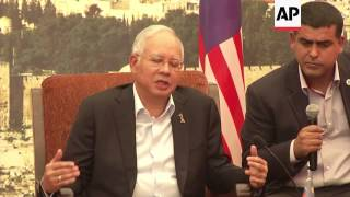 Download Malaysian PM in first visit to Hamas-ruled Gaza Video