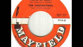 Download The Fascinations - You'll Be Sorry.wmv Video