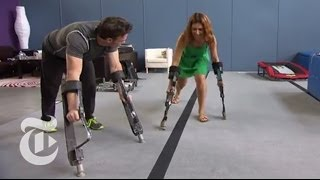 Download Planet of the Apes' Actors Get Movement Training | The New York Times Video