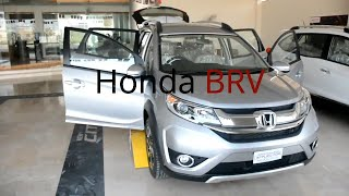 Download HONDA BR-V 2018 MODEL || FULL AND FINAL REVIEW || OFFICIAL VIDEO 2018 Video