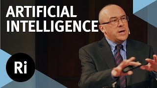 Download Artificial Intelligence, the History and Future - with Chris Bishop Video