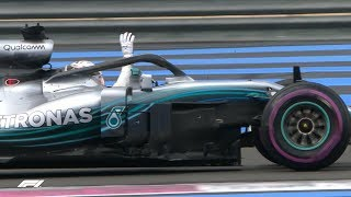 Download 2018 French Grand Prix: Qualifying Highlights Video
