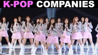 Download MASSIVE GUIDE TO K-POP COMPANIES! (117 ARTISTS) Video