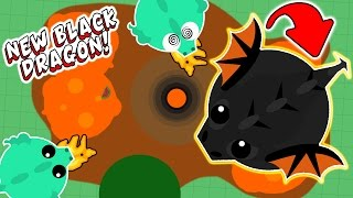 Download MOPE.IO NEW BLACK DRAGON GLITCH!? NEW LAVA BIOME, FOODS, HEALING STONES! (Mope.io New Update) Video