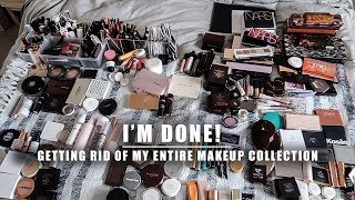 Download decluttering my entire makeup collection | Serein Wu Video