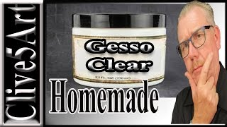 Download Make your own gesso,clear, Acrylic Painting for beginners Video