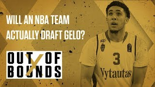 Download Will An NBA Team Actually Draft LiAngelo Ball? | Out of Bounds Video