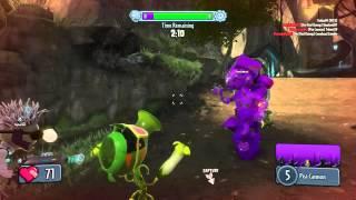 Download PvZ Garden Warfare Bug - A ″spy peashooter″ in zombie team Video
